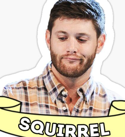 Supernatural - Dean! Sticker