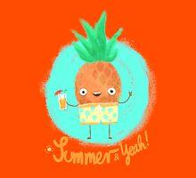 Summer & Yeah (Pineapple) Unisex T-Shirt
