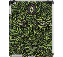 Wise Green Puer iPad Case/Skin