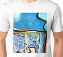 Abtag blue above Unisex T-Shirt