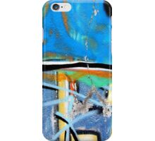 Abtag blue above iPhone Case/Skin