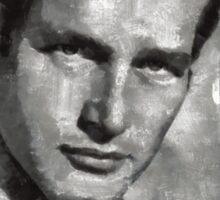 Paul Newman Sticker
