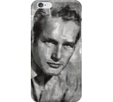Paul Newman iPhone Case/Skin