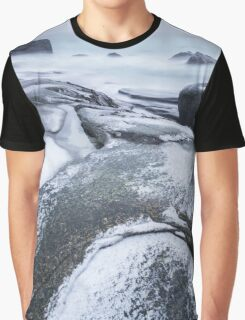 Edge of the Arctic Graphic T-Shirt