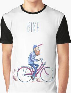 BIKE Graphic T-Shirt