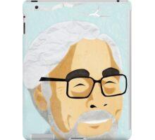 Hayao Miyazaki iPad Case/Skin