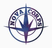 Nova corps Kids Tee