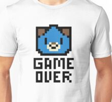 Game Over Hyperdimension Neptunia Dogoo Pixel Art Unisex T-Shirt