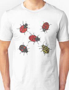 Ladybird Ladybird Unisex T-Shirt