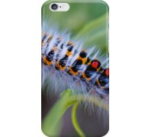 Colorful as a Caterpillar iPhone Case/Skin