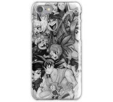 Chibis and Skullgirls iPhone Case/Skin