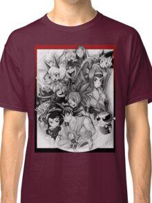 Chibis and Skullgirls Classic T-Shirt