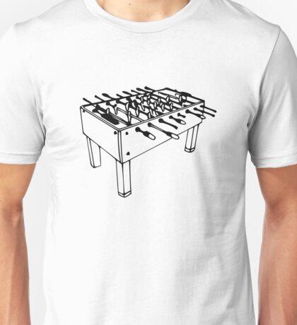 Foosball Unisex T-Shirt
