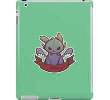 Groar~ iPad Case/Skin