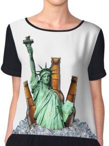 Liberty Drinks Chiffon Top