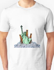 Liberty Drinks Unisex T-Shirt