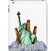 Liberty Drinks iPad Case/Skin