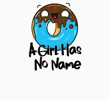 A donut has no name Womens Fitted T-Shirt