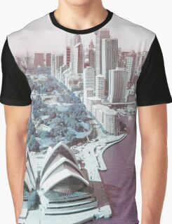ColorCity: Sydney NSW Graphic T-Shirt