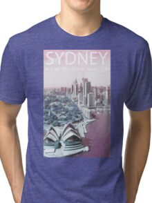 ColorCity: Sydney NSW Tri-blend T-Shirt