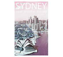 ColorCity: Sydney NSW Photographic Print