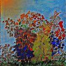 Flower Garden by Phil Cashdollar