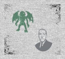 HP Lovecraft One Piece - Long Sleeve