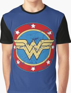 Wonder Woman Graphic T-Shirt