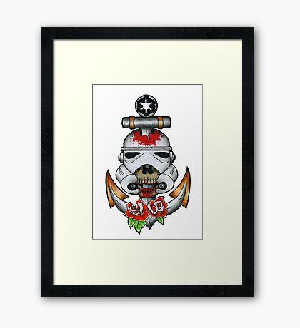 DeadTrooper Framed Print