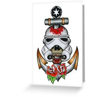 DeadTrooper Greeting Card