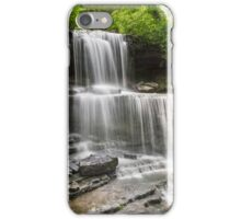 The Cascades at West Milton iPhone Case/Skin
