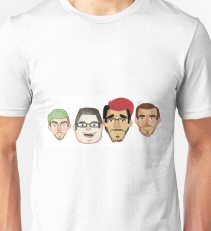 Youtuber Squad Unisex T-Shirt