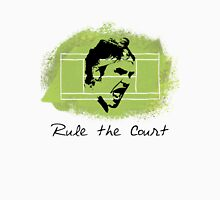 Roger Federer Rule The Court Unisex T-Shirt