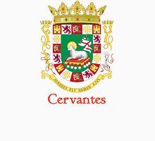 Cervantes Shield of Puerto Rico Unisex T-Shirt