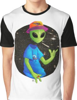 AlienAce Graphic T-Shirt