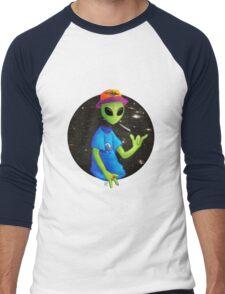 AlienAce Men's Baseball ¾ T-Shirt