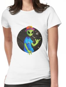 AlienAce Womens Fitted T-Shirt