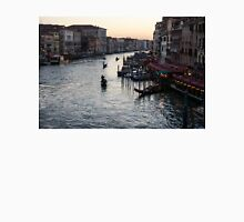 Venice, Italy - a Classic View of the Grand Canal Unisex T-Shirt