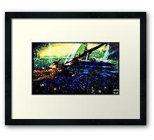 Dragon's Dreamland Framed Print