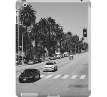 On Santa Monica Blvd. No.2 (Los Angeles) iPad Case/Skin