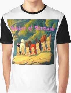 Mother of Mermaids Graphic T-Shirt