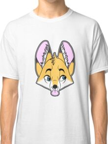 Cartoon Fox Classic T-Shirt