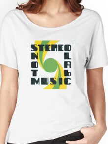 Stereolab - Not Music Women's Relaxed Fit T-Shirt