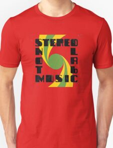 Stereolab - Not Music Unisex T-Shirt