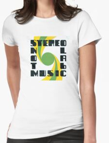 Stereolab - Not Music Womens Fitted T-Shirt