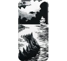 Fathoms Below I iPhone Case/Skin
