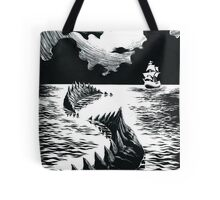 Fathoms Below I Tote Bag