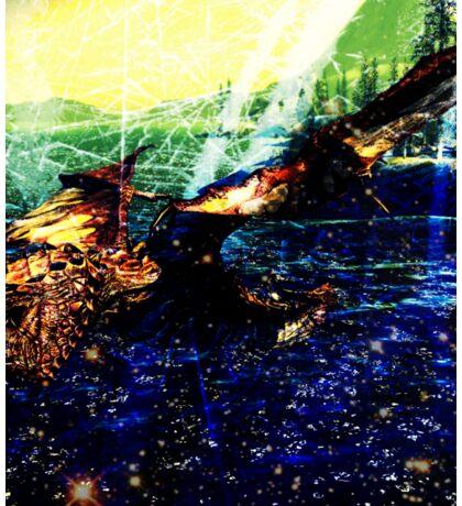 Dragon's Dreamland Sticker