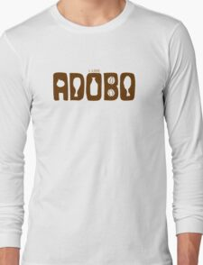 I Love Adobo Long Sleeve T-Shirt