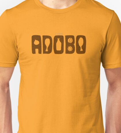 I Love Adobo Unisex T-Shirt